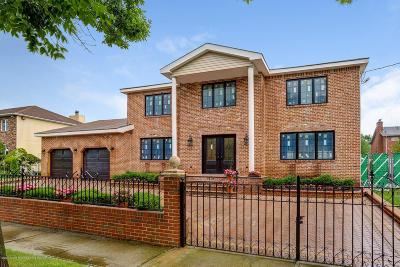 Staten Island Single Family Home For Sale: 253 Ashland Avenue