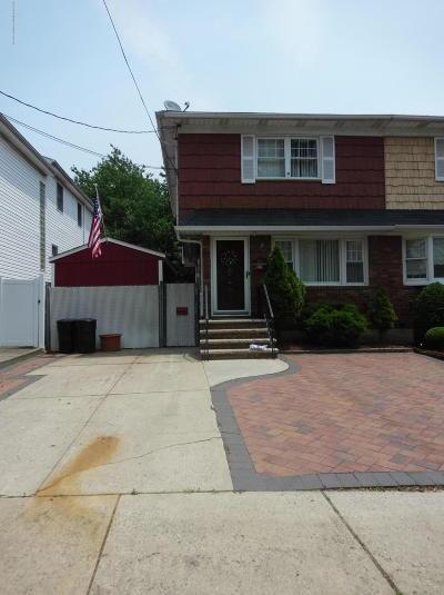 Richmond County Semi-Attached For Sale: 301 Eltingville Boulevard