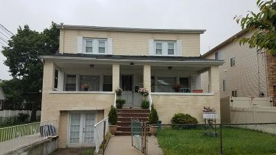 Staten Island Two Family Home For Sale: 166 Jerome Avenue