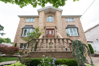Single Family Home For Sale: 124 Connecticut Street