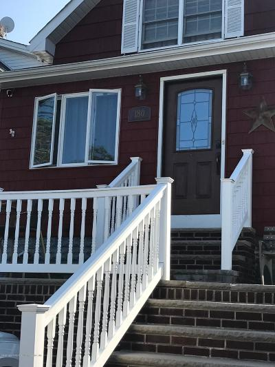 Staten Island Single Family Home For Sale: 180 Manhattan Street