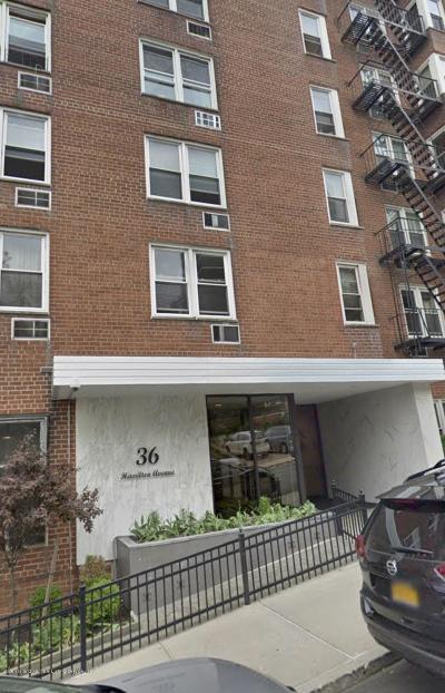 Staten Island Co-op For Sale: 36 Hamilton Avenue #4n