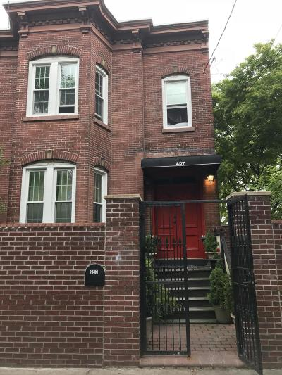 Two Family Home For Sale: 257 Van Duzer Street
