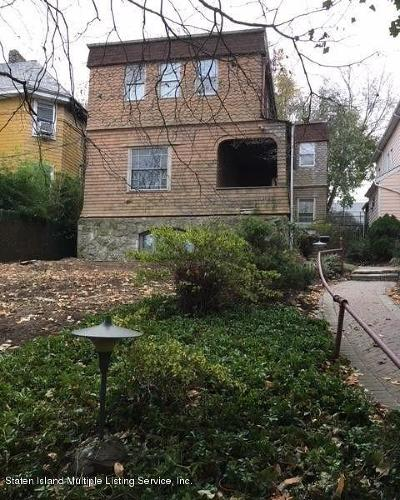 Staten Island Multi Family Home For Sale: 104 St. Marks Place