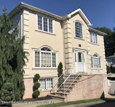Staten Island Rental For Rent: 90 Latourette Street