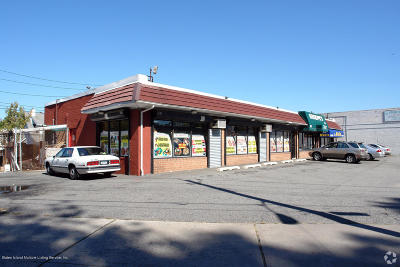 staten island Commercial For Sale: 1060 Richmond Road