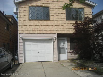 Staten Island Two Family Home For Sale: 37 Sandalwood Drive