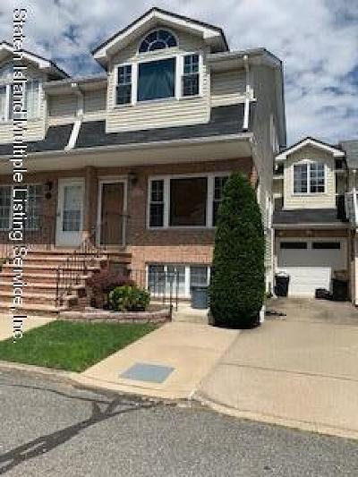 Staten Island Two Family Home For Sale: 34 Sharrotts Lane