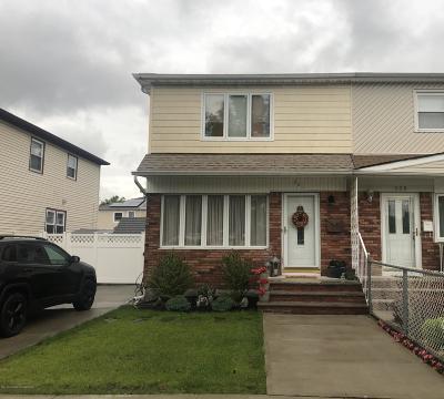 Staten Island Semi-Attached For Sale: 361 Ridgecrest Avenue
