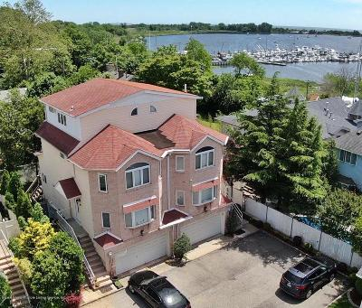 Staten Island Semi-Attached For Sale: 35 Coral Court