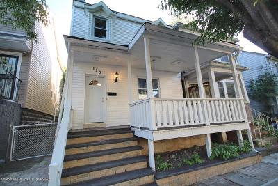 Staten Island Single Family Home For Sale: 120 Osgood Avenue
