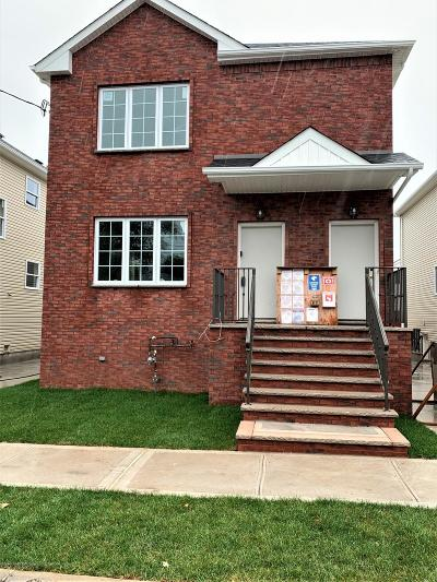 Staten Island Two Family Home For Sale: 244 Raritan Avenue