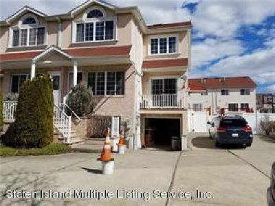 Staten Island Two Family Home For Sale: 207 Essex Drive