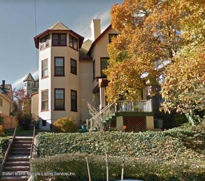 Staten Island Rental For Rent: 150 Daniel Low Terrace #1