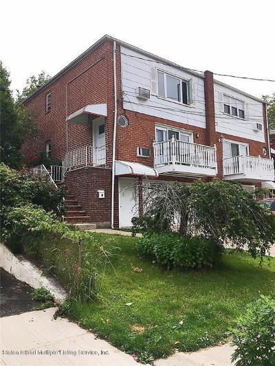 Staten Island Two Family Home For Sale: 622 Hylan Blvd