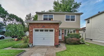 Staten Island Single Family Home For Sale: 225 Adelaide Avenue