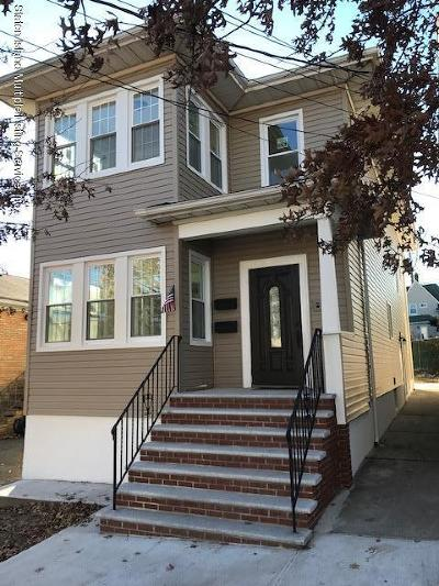 Staten Island Two Family Home For Sale: 449 Home Ave