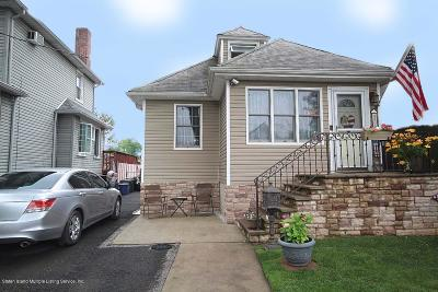 Staten Island Single Family Home For Sale: 437 Northfield Avenue