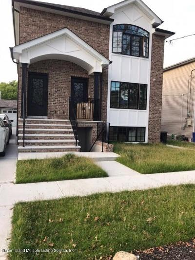 Staten Island Rental For Rent: 47 Sideview Avenue #1