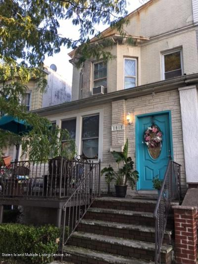 Brooklyn Two Family Home For Sale: 1910 63 Street