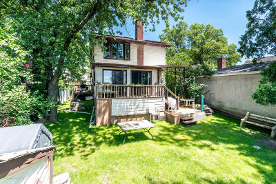 Single Family Home For Sale: 498 Gower Street