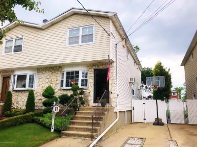 Staten Island Semi-Attached For Sale: 7 Ainsworth Avenue