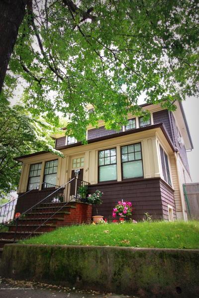 Single Family Home For Sale: 163 Livermore Avenue