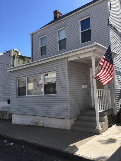 Staten Island Single Family Home For Sale: 296 St Marys Avenue