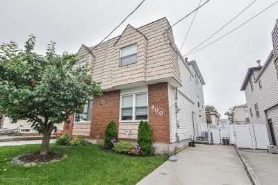 Staten Island Semi-Attached For Sale: 400 Colon Avenue