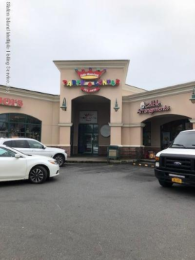 Staten Island Commercial Lease For Lease: 1854 Hylan Boulevard