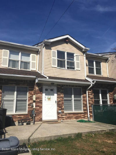 Staten Island Single Family Home For Sale: 21 Navesink Place
