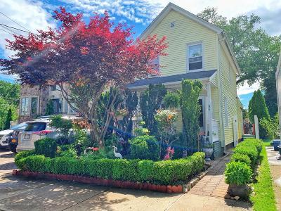 Staten Island Single Family Home Acceptance: 96 Sprague Avenue