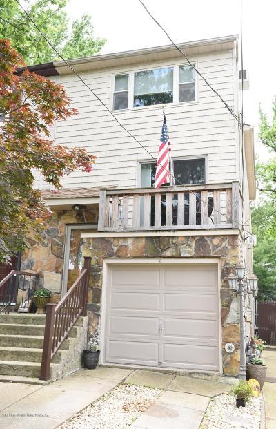 Staten Island Semi-Attached For Sale: 16 Sheraden Avenue