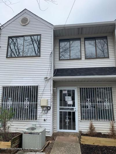 Staten Island Single Family Home For Sale: 323 Mersereau Avenue