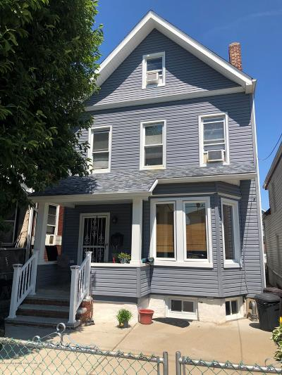 Staten Island Two Family Home For Sale: 221 Taylor Street
