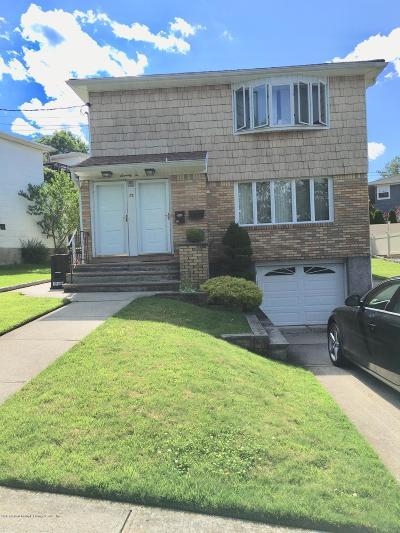 Staten Island Rental For Rent: 72 Meadow Avenue #1