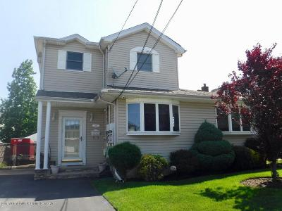 Staten Island NY Single Family Home For Sale: $839,000