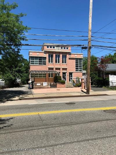 Staten Island Commercial Lease For Lease: 1491 Richmond Road Road