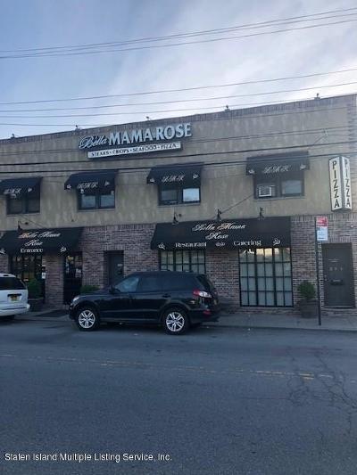 Staten Island Commercial For Sale: 264 Morningstar Road