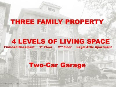 Kings County Multi Family Home For Sale: 1802 W 13th Street