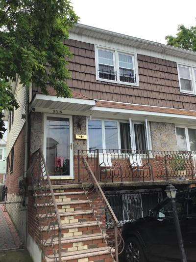 Kings County Semi-Attached For Sale: 9319 Schenck Street