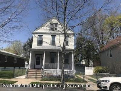 Two Family Home For Sale: 37 Hamilton Street