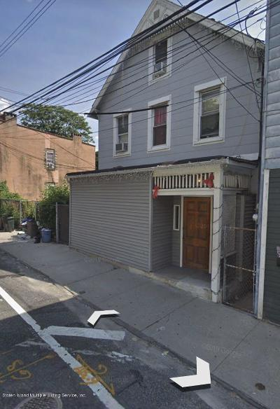 Staten Island Multi Family Home For Sale: 501 Van Duzer