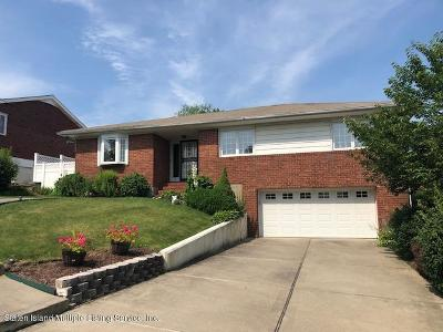 Single Family Home For Sale: 51 Witteman Place