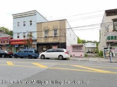 Staten Island Commercial Lease For Lease: 193-195 Broad Street