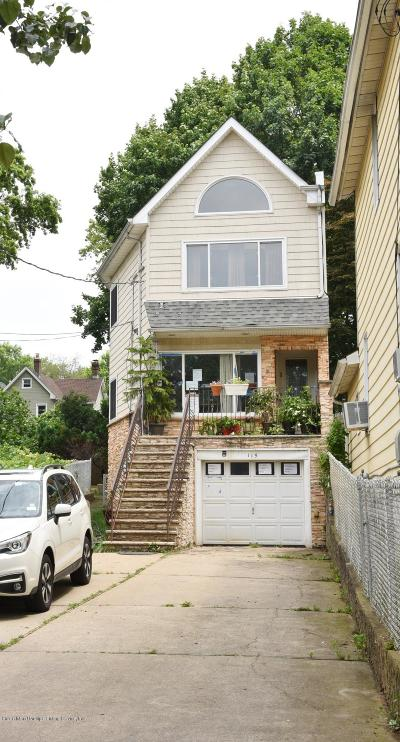 Two Family Home For Sale: 115 Roe Street