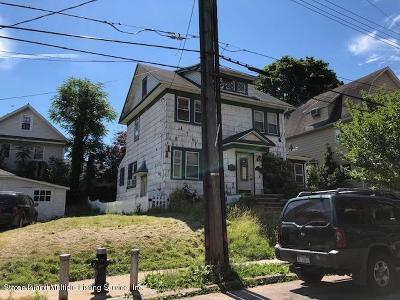 Staten Island Single Family Home For Sale: 219 Wardell Avenue