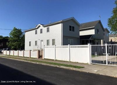 Two Family Home For Sale: 120 Pierce Street