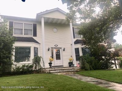 Staten Island Two Family Home For Sale: 8 Parkwood Avenue
