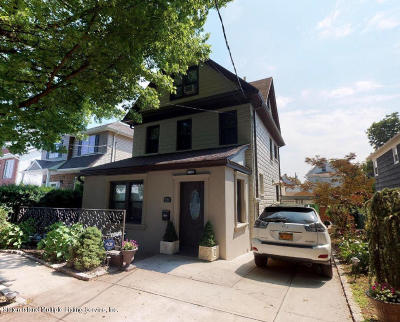 Staten Island Two Family Home For Sale: 284 Atlantic Avenue